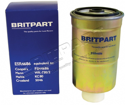 Defender/Discovery 2 TD5 - Fuel Filter - ESR4686